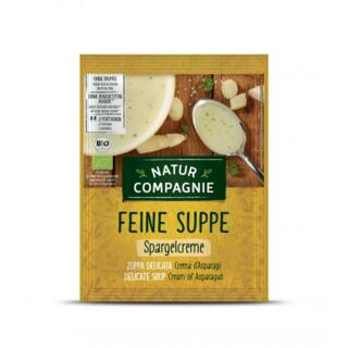 Spargelcreme- Suppe