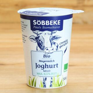 Magermilchjoghurt 0,3%