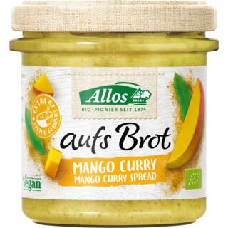 AufsBrot Mango Curry