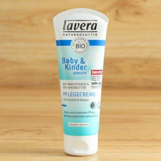 B u K Sensitiv Pflegecreme