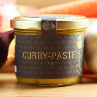 Curry-Paste