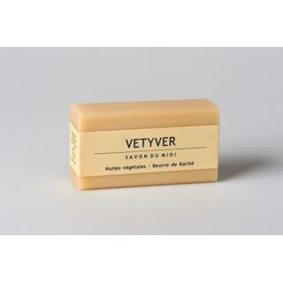 Seife Vetyver pour hommes