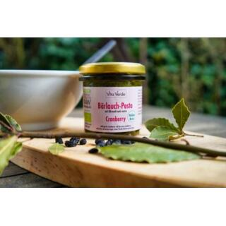 Bärlauch Cranberry Pesto