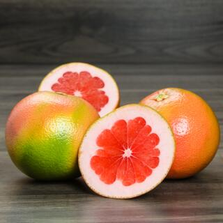 Grapefruit rosé